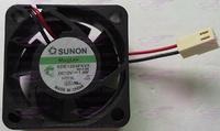 SUNON  40*40*20mm DC12V 1.4W  10.8CFM  2wires fan  KDE1204PKVX MS.A.GN