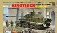 Dragon model 6302 1/35 Sd.Kfz.182 KINGTIGER  TURRET w/ZIMMERIT