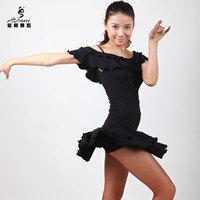 2013 Dynasty latin dance ballroom dancing gymnastics dance stage costumes mordern dance set dress for women free ship 1012 2011