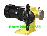 JBB60/6 Mechanical Diaphragm Chemical Flow Control Pump with PVC pump head