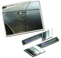 Car Side Emblem Edge Protection Guard For Subaru Impreza Legacy Outback Forester