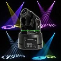 15W LED moving head spot light  6pcs/Lot Free ship by Fedex