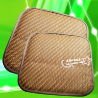 Summer wood thickening double faced mat cushion summer boss chair cushion dining chair cushion office chair cushion