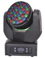 37*3W LED Beam moving head light 4pcs/Lot Free ship by Fedex
