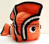 Child hat baby hat nemo fish style cap baby accessories props