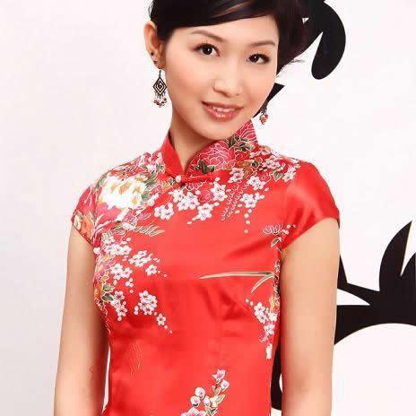 Handmade halter chiffon flower trimmed beading ivory prom pink wedding dresses