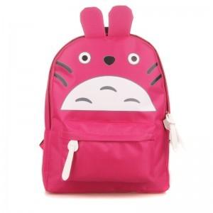 Cartoons totoro backpack cartoon graphic patterns small fresh backpack bag student bag