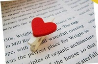 freeing shipping /mini Sweety Wooden Clip/ Heart Clip/ Paper Snack clip
