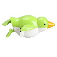 New Wind up Sea Bird Bath Diver Toy Swimming Seafowl Baby Kids Bathing Toys K5BO