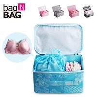 Baginbag underwear bra storage bag storage box storage bag in bag travel bag