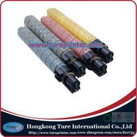 Compatible color toner cartridge for ricoh MPC3500 4500 4pcs/set  BK/C/Y/M