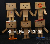 NEW HOT SALE  Danboard 6 kinds of different style MINI  fine Figure PVC 8CM  Free shipping