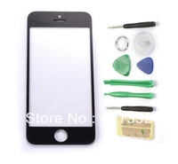 hot sale replacement screen for iphone 5 glass lens iphone5 5g lcd touch screen 1 piece free shipping free tools