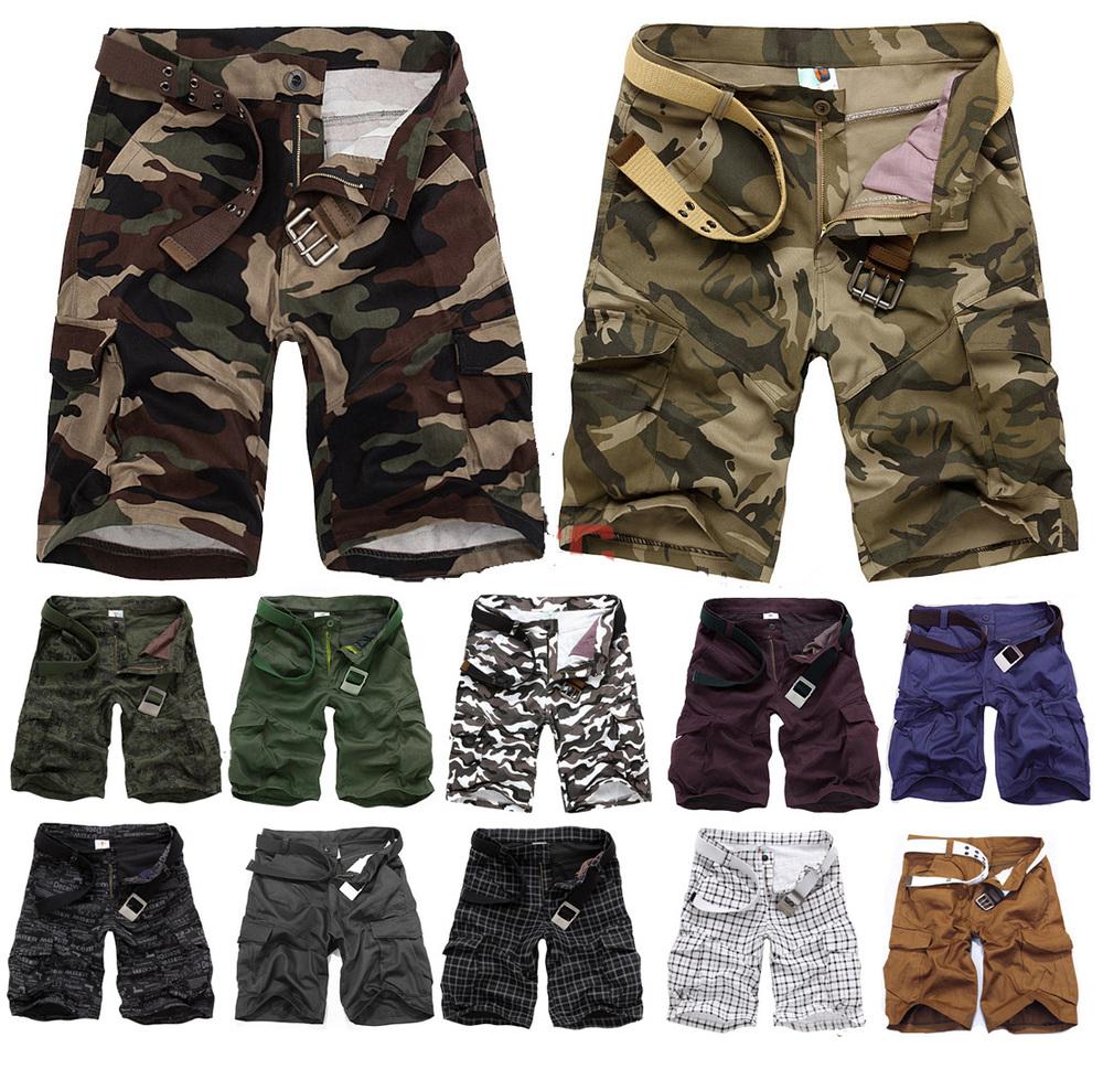 ... 2013 Autumn -summer Fashion for men Military Training camo cargos