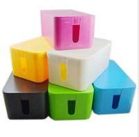 New arrival large capacity power cord storage box cable storage box storage box cable winder