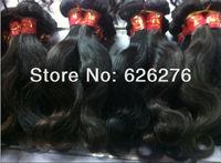 4PCS lots Mixed Length FREE Shipping- 6A Hair Tangle&Sheding Free Virgin UNProcessed Indian loose deep curly virgin hair