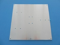 wholesale aluminium Heating plate for reprap MK2 3D printer