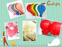 Big balloon Free Shipping 30pcs/lot wholesales 36 inches giant latex balloons wedding decoration holiday balloon Mixed colors