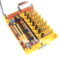 Screw Driver Tool Set Precision Multi-function 9152 Electron Torx 45 In 1 laptop computer mobile repair tool