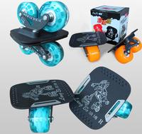 Ultimate drift board wheels wind fire wheels large-panel shoes wheel scooter set