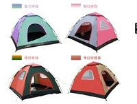 3-4 new automatic tent camping leisure travel tent bag mail automatically open FREE SHIPPING
