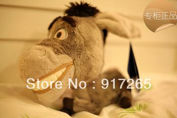 high quality Shrek Donkey toy,  Donkey doll plush toy for children gift Free shipping