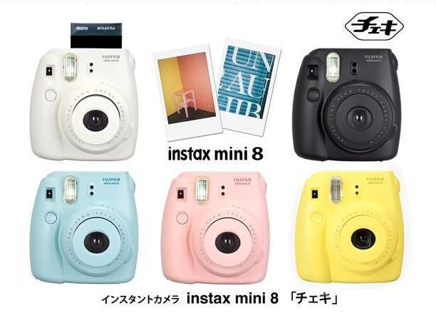 Cheap Polaroid Camera - about camera