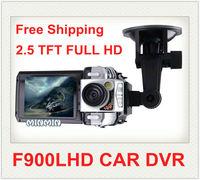 Hot 2.5'' TFT Lcd full HD F900 lhd Car Dvr digital dvr 120 degree HDMI Interface Night Vision Black box DVR