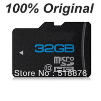 New Class 10 32GB Micro SD HC TF Card Flash Memory Card Real 32g Free shipping with china post air mail