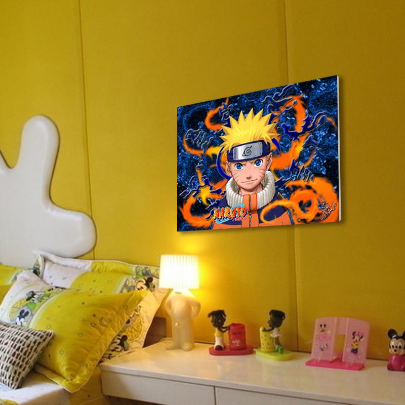 Achetez en gros cube de d coration murale en ligne des for Decoration murale naruto