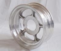 Monkey monkey motorcycle wheel rim refires 3.50 4.50 - 10 aluminum alloy vacuum felly