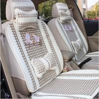Four seasons mat  for hyundai   elantra jettas car seat cushion car seat cushion summer seat cushion