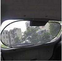 Car sun-shading stoopable double faced 6 sun-shading sun block after photophobism pad sun-shading curtain