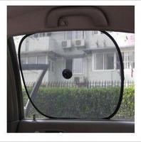 Auto supplies car supplies gauze sun-shading stoopable sun-shading curtain gauze