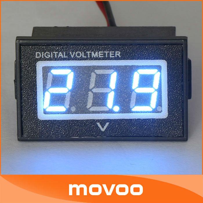 Вольтметр LED Voltmeter DC 18V/24V/36/48V/64V 0,56 DC15/120v Digital Voltmeter ac contactor lc1f115d7 lc1 f115d7 42v lc1f115e7 lc1 f115e7 48v lc1f115f7 lc1 f115f7 110v lc1f115g7 lc1 f115g7 120v