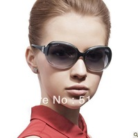 New women's sunglasses, fashion, trends, Glasses,a variety of colors, large frame, gradient,Free shipping