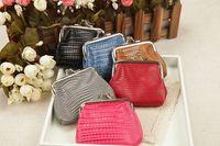 IVY Fashion store ZH0293 HOT SALE  fashion PU Coin Purses women handbag Snake design 7.5cm*9cm