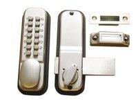 Free Shipping  Keyless Digital Door Locks(sliding bar)