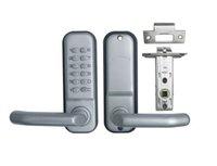 Free Shipping  Mechanical Digital Door Lock