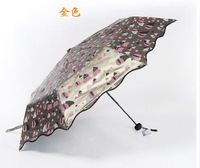 Love anti-uv scalloped sun-shading sunscreen umbrella 3351e