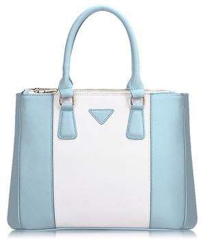 100% genuine leather shoulder bag women's office business bag ,real leather totes 0354