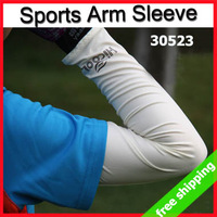 FREE SHIPPING Arm Sleeve HICOOL Golf Sports cuff Sun Protection UV Protector Sports wholesale fashion 40pcs/lot say hi 30523
