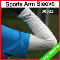FREE SHIPPING Arm Sleeve HICOOL Golf Sports cuff Sun Protection UV Protector Sports wholesale fashion 40pcs/lot say hi 30523