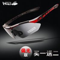 Northwolf riding eyewear outdoor sports bicycle eyewear polarized sunglasses myopia goggles