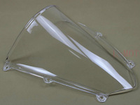 FREE SHIPPING New Windshield WindScreen For Honda CBR600RR 2007 2008 2009 F5 Clear