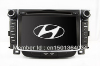 "7"" In Dash Car DVD Player GPS Navigation for Hyundai I30 2012 / Elantra GT with Radio Bluetooth RDS TV Stereo Auto Audio Video"