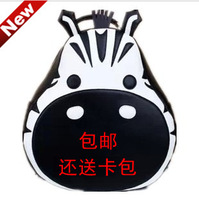 2013 bag cartoon casual student school bag backpack female