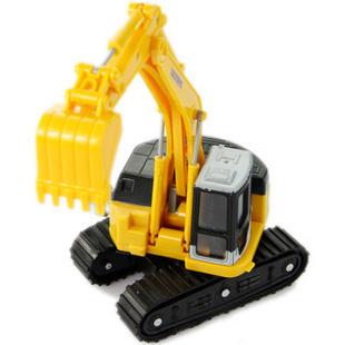 Toys inertia engineering truck mini long arm excavator 32502