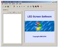 Latest Ledstudio for led display management software of Linsn display control system