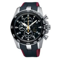 NEW CHRONOGRAPH ALARM SNAE93 MEN'S WATCH SNAE93P1